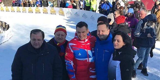 Președintele CJ Suceava și ministrul tineretului au stabilit la Vatra Dornei finanțarea Taberei de la Bucșoaia și orientarea ei către tineretul sportiv