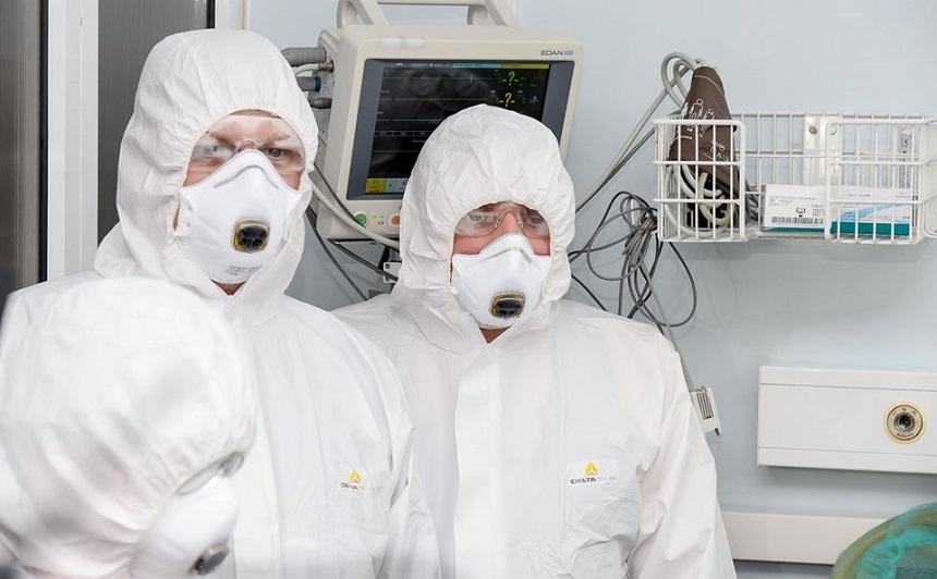 Inca 6 persoane infectate cu noul coronavirus la Spitalul de Neurochirugie din Iasi