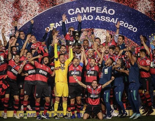 Flamengo a câştigat pentru a opta oară campionatul Braziliei