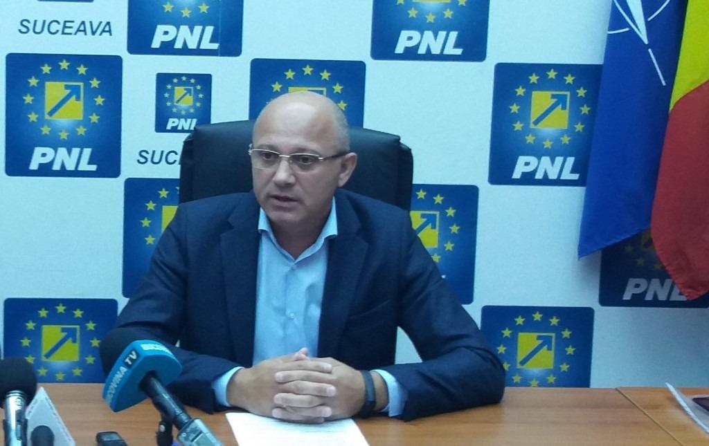 Senatorul PNL Constantin Daniel Cadariu: Județul Suceava este din nou bătaia de joc a PSD-ului
