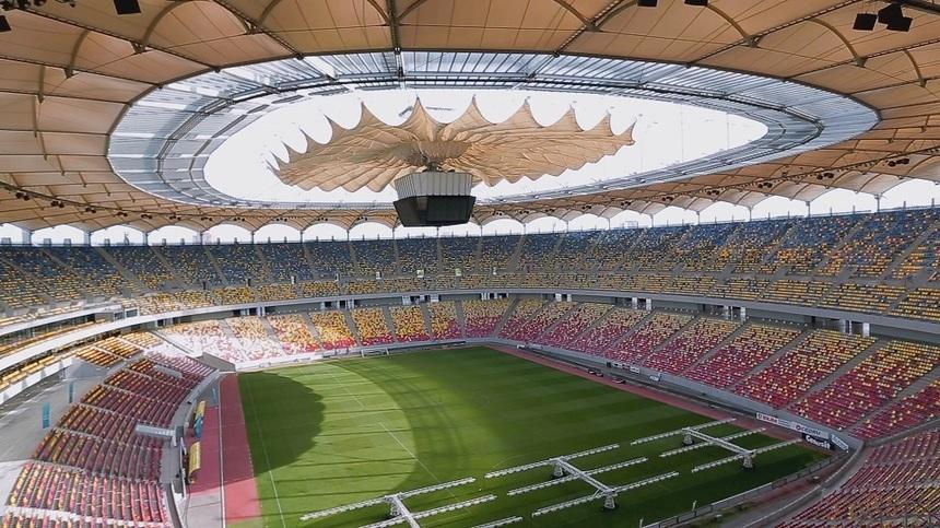 Documentar National Geographic despre cum au fost construite Arena Naţională şi celelalte 11 stadioane pentru Euro-2020