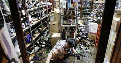 Peste 100 de răniţi într-un cutremur puternic în largul regiunii Fukushima, care îngrozeşte Japonia la aproape zece ani de la accidentul nuclear