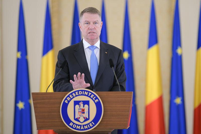 Klaus Iohannis: Fără aceste sancțiuni, morții pe care astăzi îi plângem ar fi fost mult mai mulți
