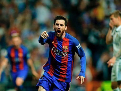 Messi a primit primul cartonaş roşu în 754 de meciuri jucate pentru FC Barcelona
