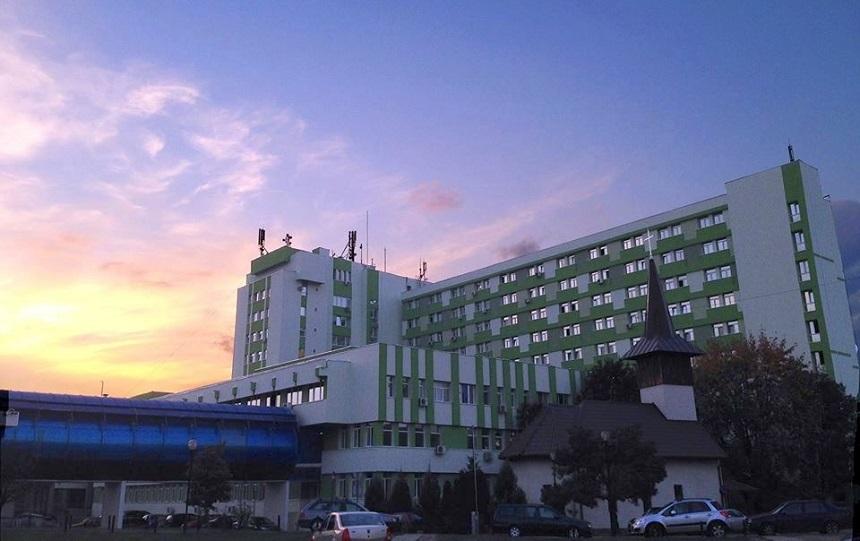 O femeie s-a aruncat de la etajul şase al Spitalului Judeţean din Timişoara