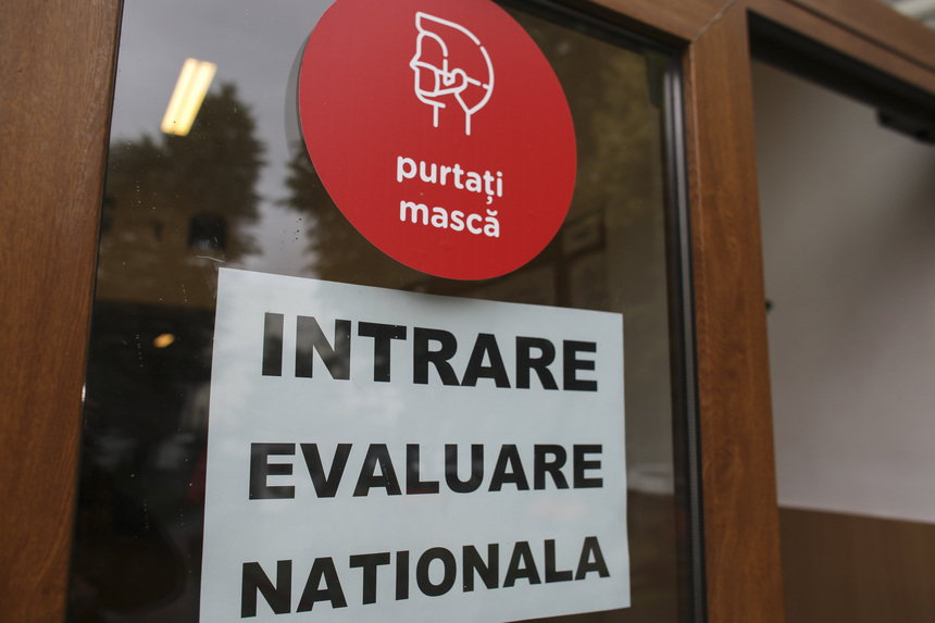 Etapa specială a Evaluării Naţionale începe astăzi, cu Proba de Limba şi literatura română/ 216 elevi s-au înscris pentru a susţine examenele