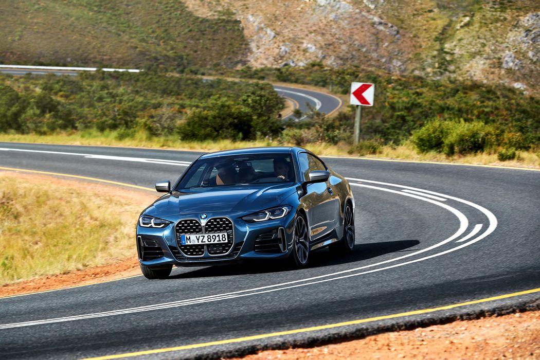 BMW Seria 4 Coupé: Debutul unui nou limbaj de design