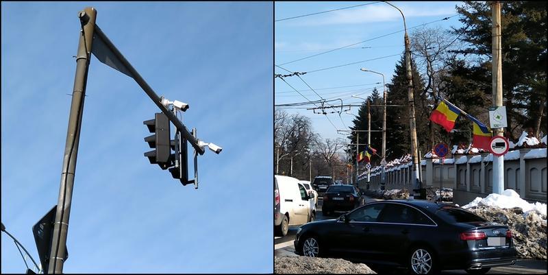 Cum pot fi amendați șoferii cu taxa Oxigen chiar dacă nu intră cu mașina în centrul Bucureștiului