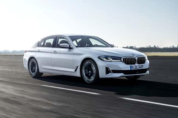 BMW Seria 5 facelift: Mai multă tehnologie și electrificare pe toată gama de motorizări