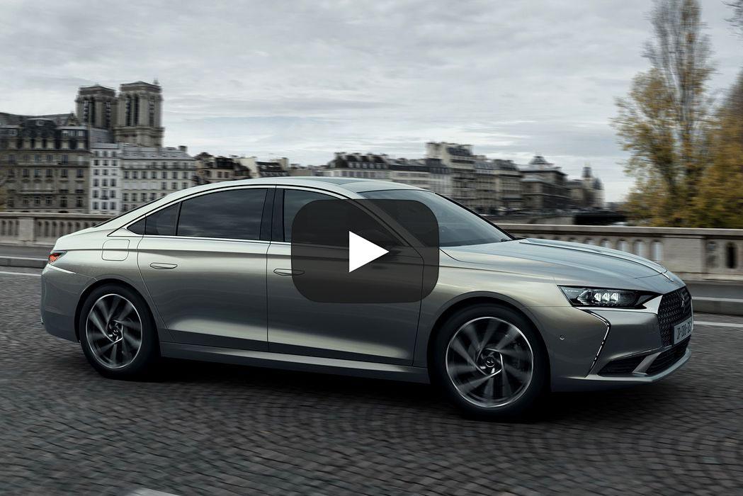 Atac la Mercedes și BMW! Noul DS9 este mașina cu care francezii le fură clienții nemților