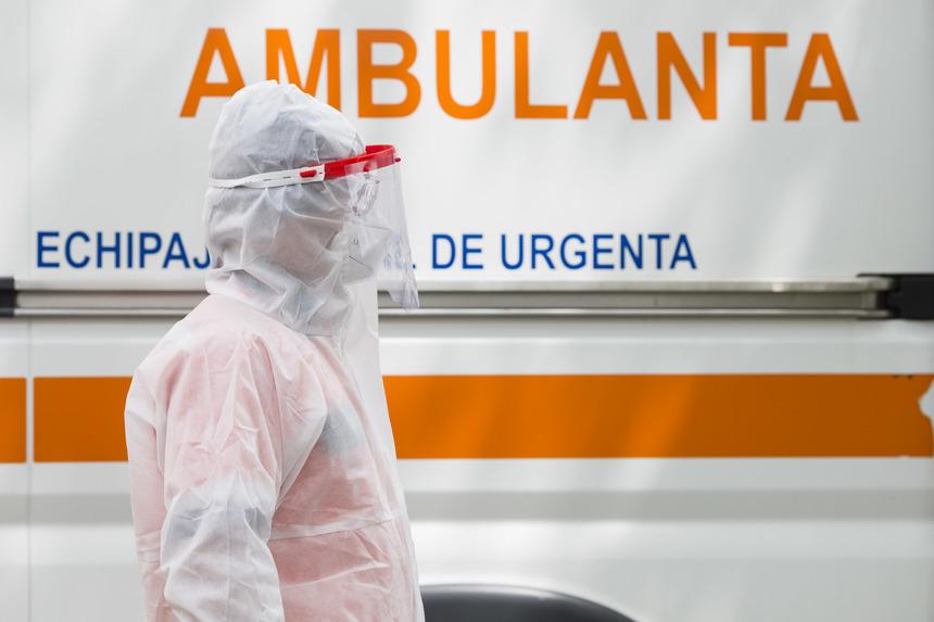 UPDATE - Nou record de îmbolnăviri cu coronavirus - 1.454 de cazuri/ Bilanţul total este 66.631 cazuri/ 53 de decese, înregistrate în 24 de ore/ În Caraş-Severin nu a fost niciun caz nou