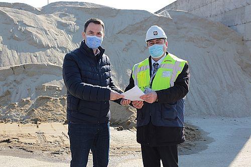 Ministerul Transporturilor: A fost emis ordinul de începere a lucrărilor pentru lotul 1 din autostrada A0, în lungime de peste 16 kilometri / Valoarea contractului depăşeşte 830 de milioane de lei