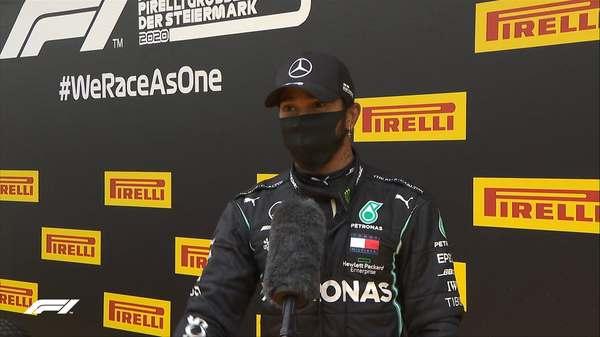 Lewis Hamilton a obţinut al doilea succes consecutiv din acest sezon. Britanicul a egalat recordul lui Schumacher de victorii pe un circuit