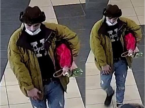 Poliţia Capitalei cere sprijinul cetăţenilor pentru identificarea unui bărbat care ar fi ameninţat un tânăr, cu un obiect ce părea o armă, în faţa unui bloc din Sectorul 6 şi l-a deposedat de bani