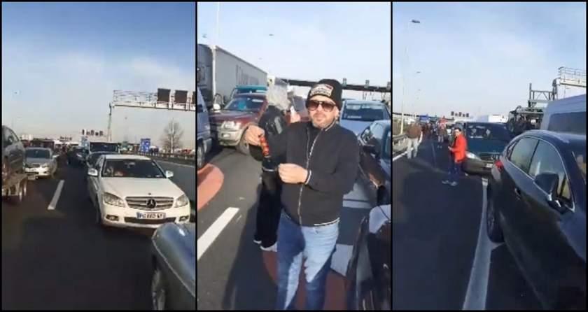Sute de români blocaţi la vama dintre Austria și Ungaria, după ce graniţele au fost închise (Video)