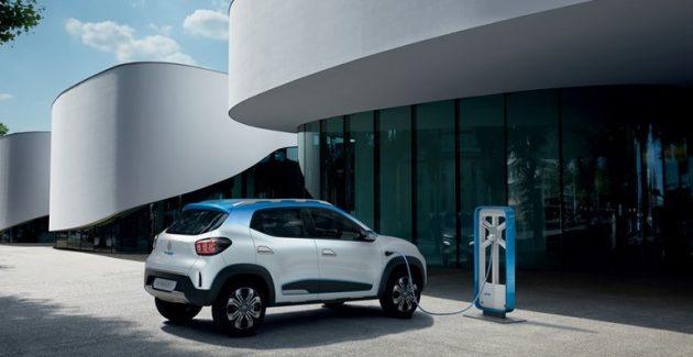 Prima Dacia Electrica : Concept