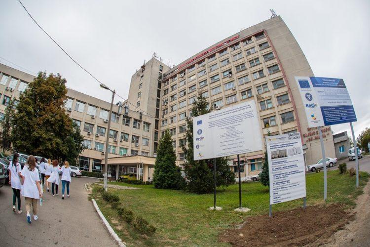 Unitate de primire urgente noua la Spitalul de Copii din Iasi