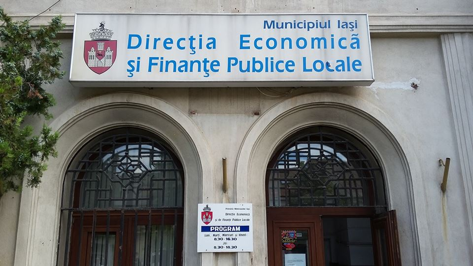 Joi, 20 mai, se reia activitatea cu publicul la Directia de Finante Publice Locale