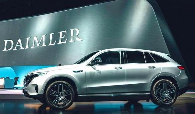Daimler va face 10.000 de concedieri