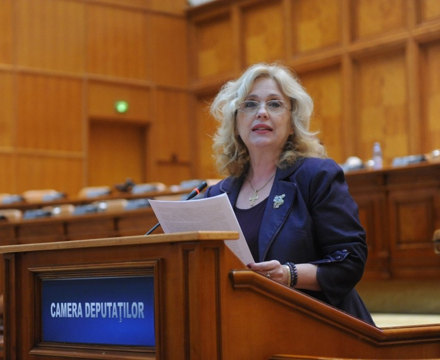 Camelia Gavrilă: Educația sub conducerea minstrului Monica Anisei - cronica unui eșec previzibil