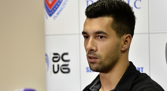 BOMBA in Liga 1! Un fotbalist a fost suspendat pentru DOPAJ! Declaratiile pe care le-a facut s-au intors impotriva lui