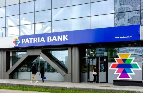 Profitul net al Patria Bank a scăzut la jumătate în 2020, la 2,8 milioane lei, pe fondul pandemiei
