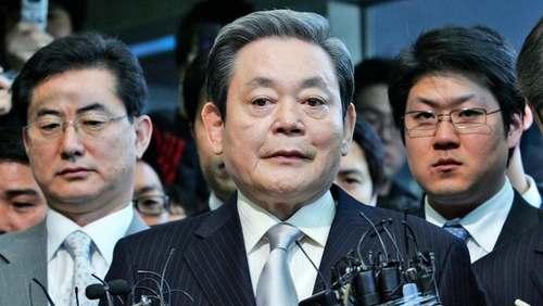 Lee Kun-hee, preşedintele Samsung Group, a încetat din viaţă