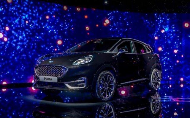 Ford a început producţia la Craiova a versiunii Puma ST-Line Vignale