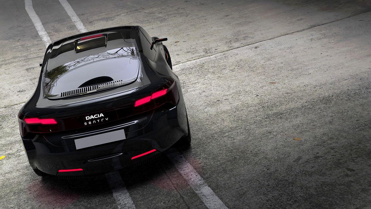 Dacia Sentry. Cum arată mașina la care românii pot doar să viseze? GALERIE FOTO