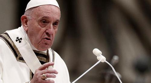 Papa Francisc s-a rugat pentru victimele tragicului incendiu de la Piatra-Neamţ
