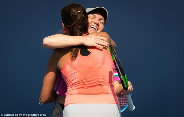 WTA Dubai: Simona Halep va juca și în proba de dublu - Cu cine va face echipă