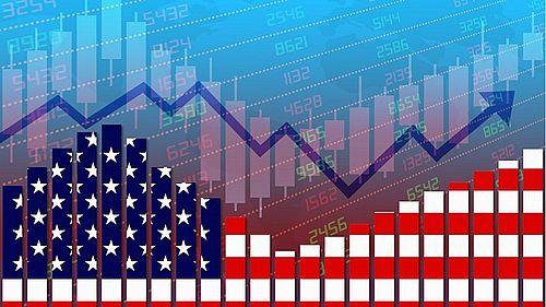 Economia Statelor Unite s-a contractat cu 3,5% în 2020, cel mai grav declin după 1946