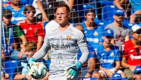 Ter Stegen (Barcelona) dezvăluie că nu se pricepe la fotbal -