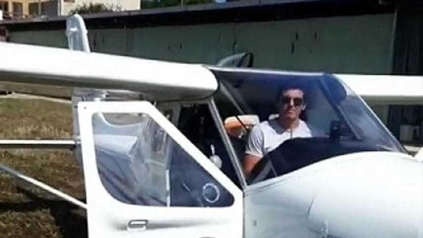 Doi tineri înotători italieni au decedat într-un accident aviatic
