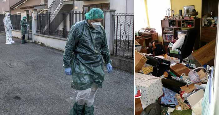 Oameni jefuiţi în case de medici falşi, sub pretextul testării pentru coronavirus