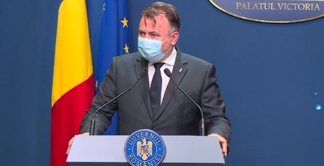 Ministrul Sănătății - Dacă va fi nevoie, vom prelungi starea de alertă