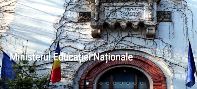 Ministerul Educației primește 576 milioane lei în urma rectificării bugetare