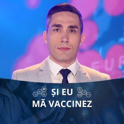 Coordonatorul campaniei naţionale de vaccinare, medicul Valeriu Gheorghiţă, s-a vaccinat anti-COVID-19