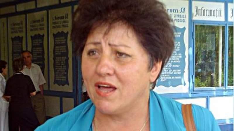 Fostul director general al  TEROM, Viorica Zlate a decedat in inchisoare