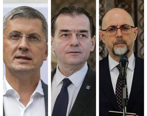 Continuă negocierile PNL-USR PLUS-UDMR pentru formarea unei coaliţii de guvernare - Rareş Bogdan: Azi veţi vedea fum alb / Dan Barna: Am rumeguşul în portbagaj