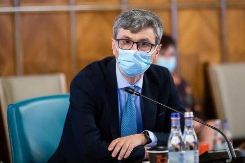 Ministrul Economiei: Nu putem să acceptăm ca să fie puse în comercializare măşti care nu protejează populaţia/ Măştile care sunt pe piaţă sunt conforme