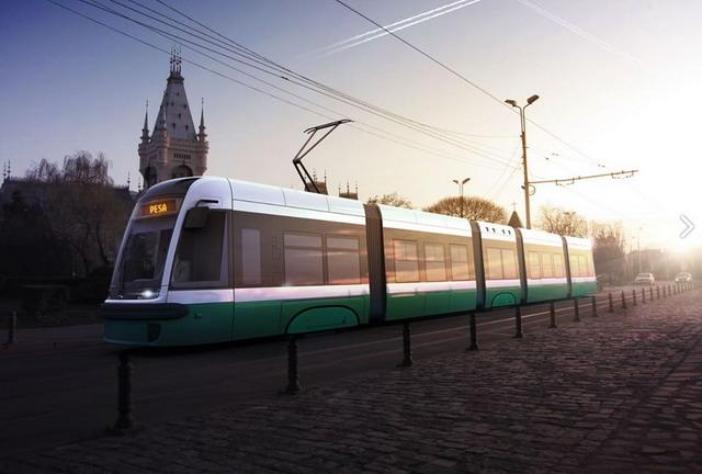 A fost semnat contractul de achiziție a 16 tramvaie cu lungimea de circa 30 de metri