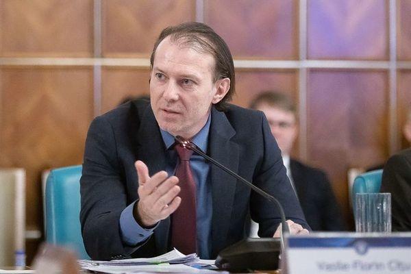 """Cîţu, înaintea moţiunii simple a PSD împotriva sa: Mâine, PSD-iştii lui Dragnea în frunte cu Ciolacu îmi dau ocazia să le arăt cât sunt de pafarişti. Mă gândesc să propun încă două programe: """"Alfred MINIMISS"""" şi """"La şcoală cu Ciolacu"""""""