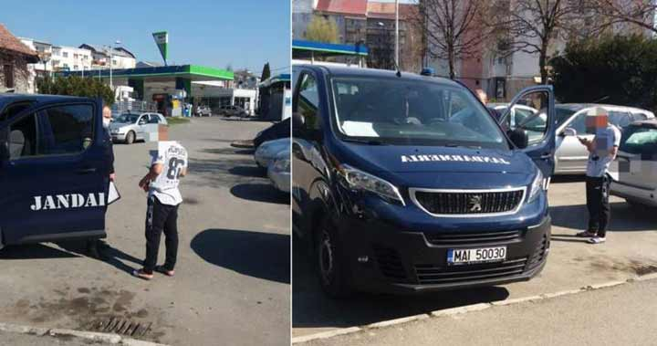 Un tânăr din Bistriţa a plătit 2.000 de lei amendă ca să bea cafeaua în oraș, cât mai departe de soţie