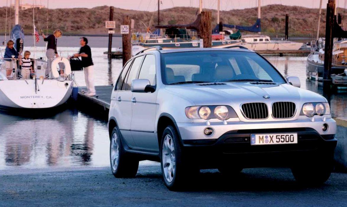 Povestea primului SUV BMW din istorie. Așa a venit pe lume BMW X5