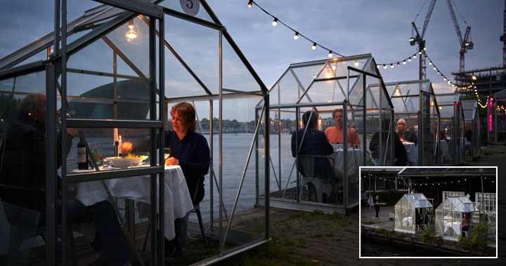 Cum arată un restaurant pregătit să protejeze clienţii de coronavirus