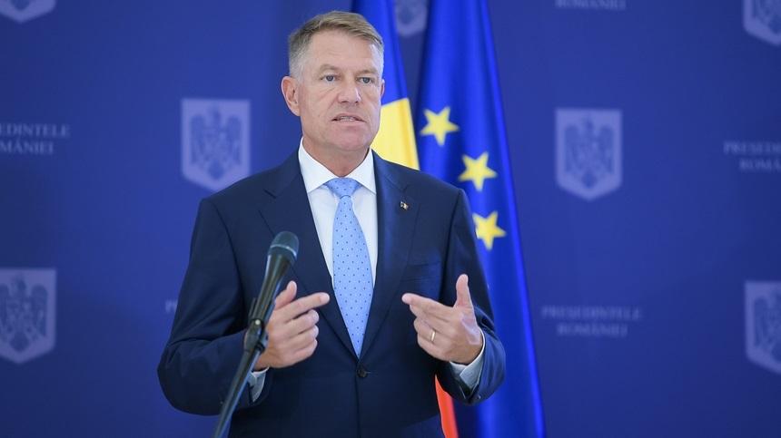 """Klaus Iohannis, mesaj la evenimentul """"România emergentă"""": Este nu doar o performanţă istorică în sine, ci şi o confirmare a potenţialului de dezvoltare de care economia noastră dispune/ Este imperativ să ţinem la distanţă capcanele populismului bugetar"""