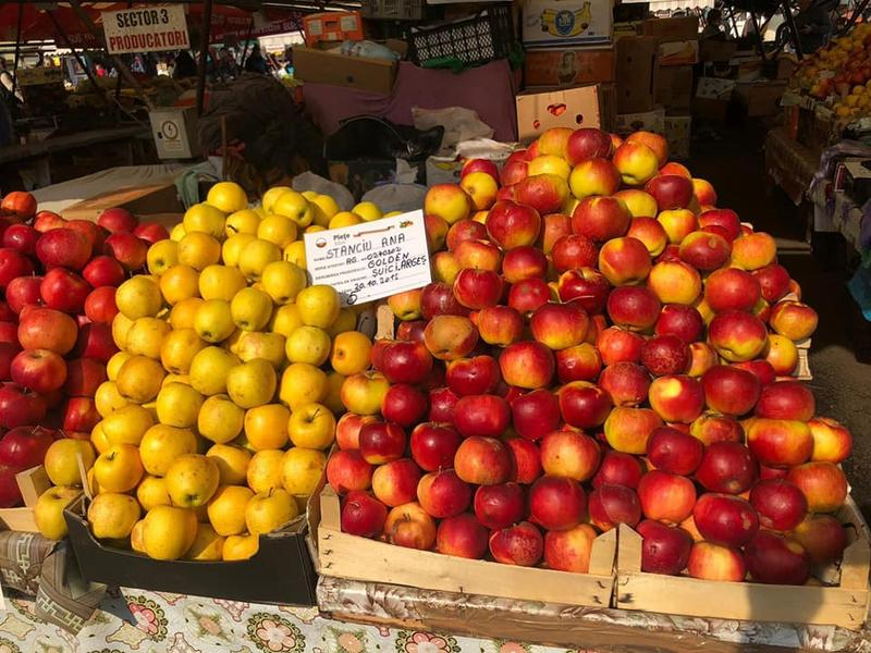 Protectia Consumatorului a închis două piețe din București