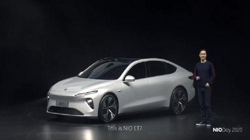 Producătorul chinez de automobile electrice Nio a lansat primul său model sedan, numit ET7, care are o autonomie de peste 1.000 de kilometri