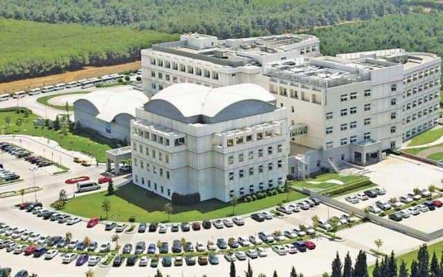 Spitalul Regional de Urgență Iași, peste șapte ani